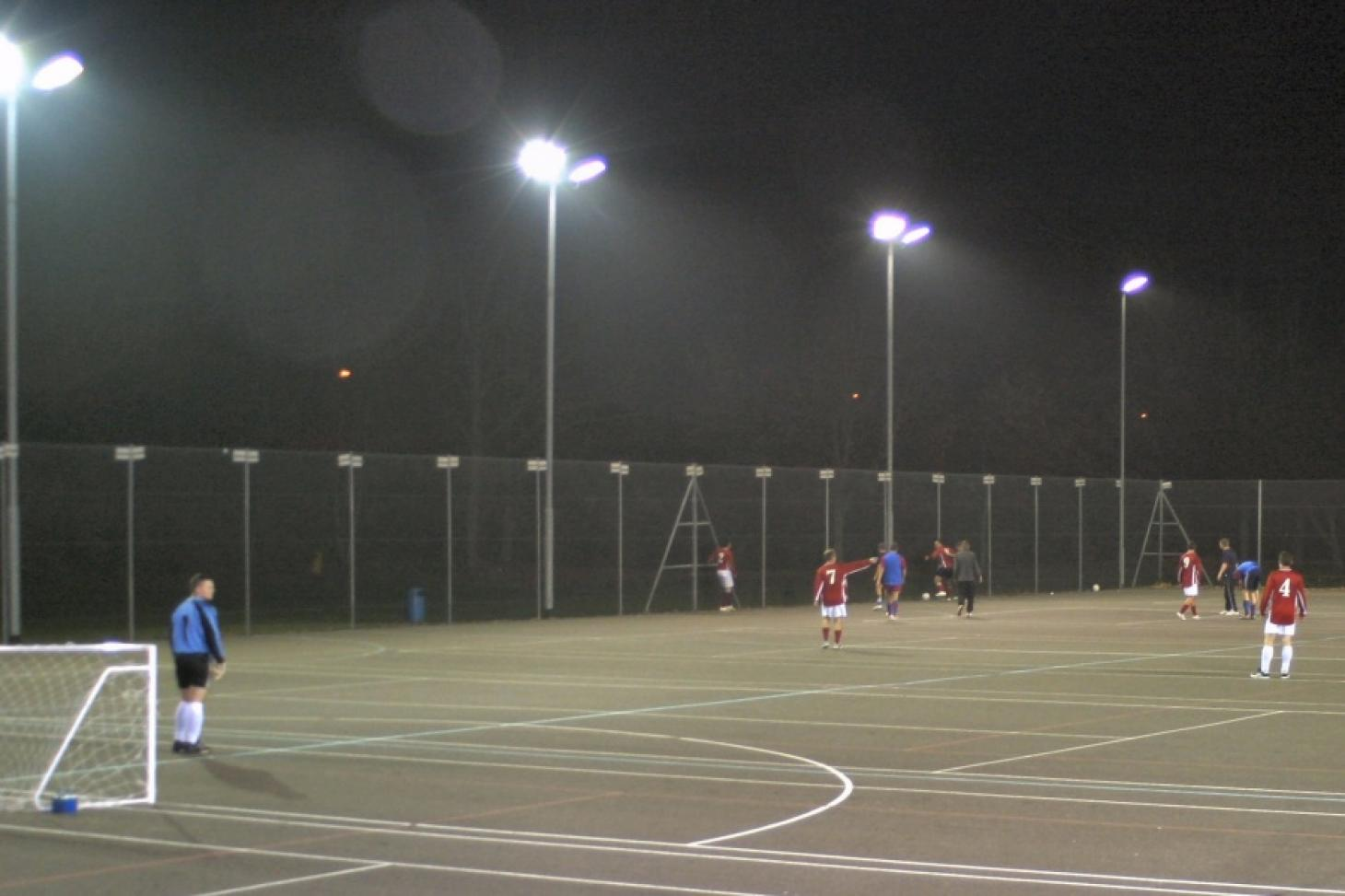 Grasshoppers Rugby Club 5 a side | Concrete football pitch