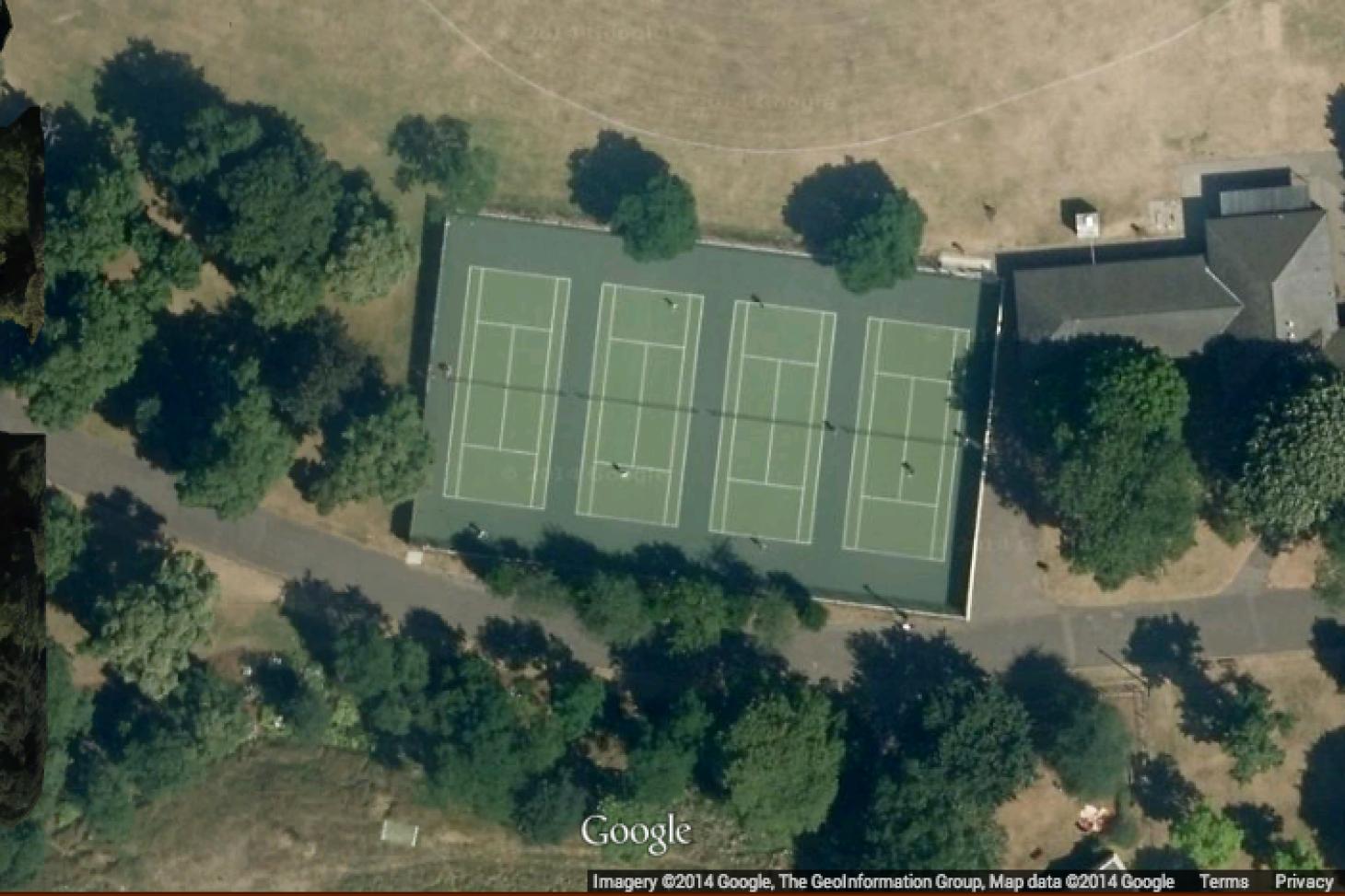 Victoria Park Hackney Outdoor | Hard (macadam) tennis court