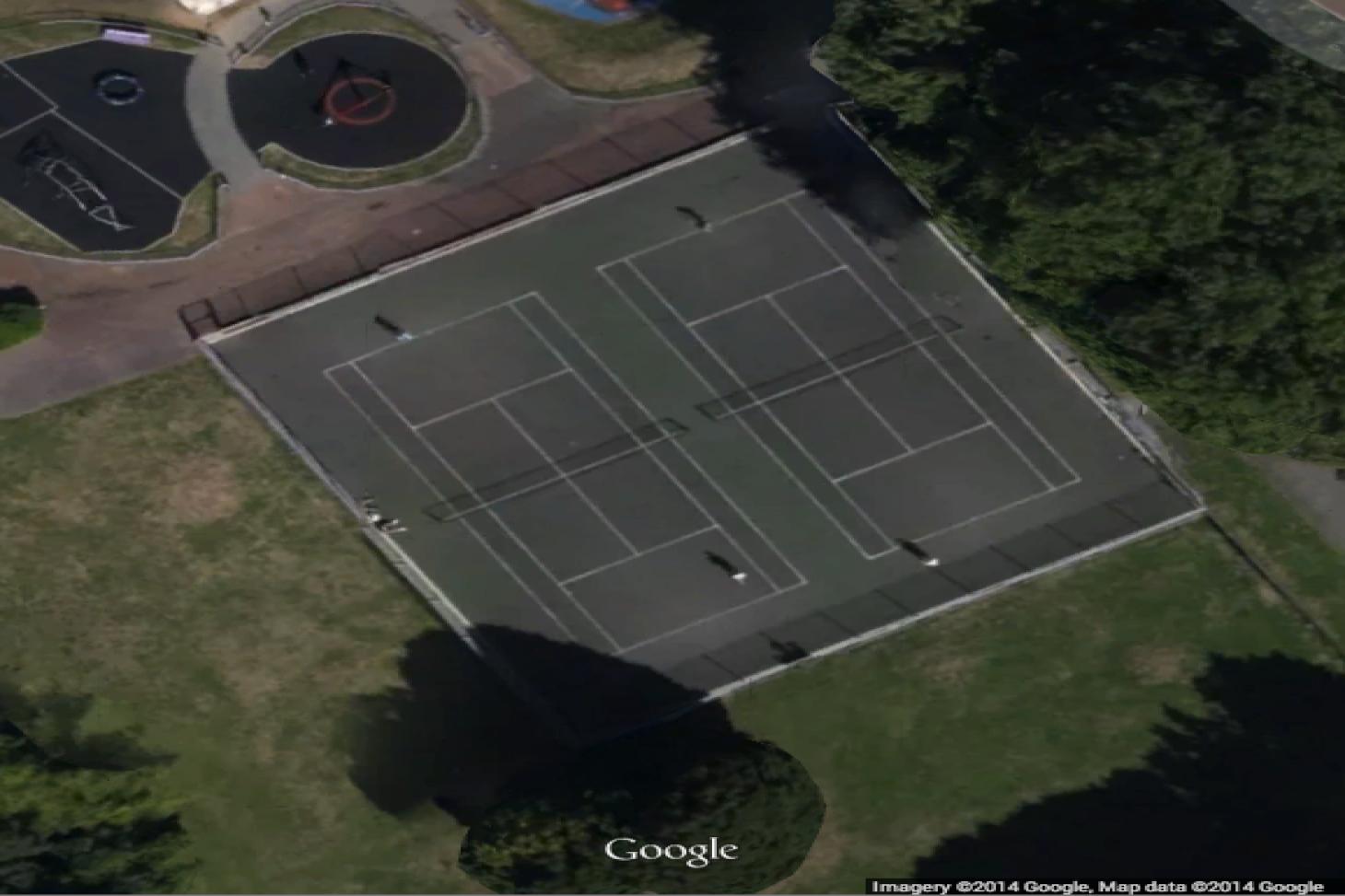 Hermit Road Recreation Ground Outdoor | Hard (macadam) tennis court