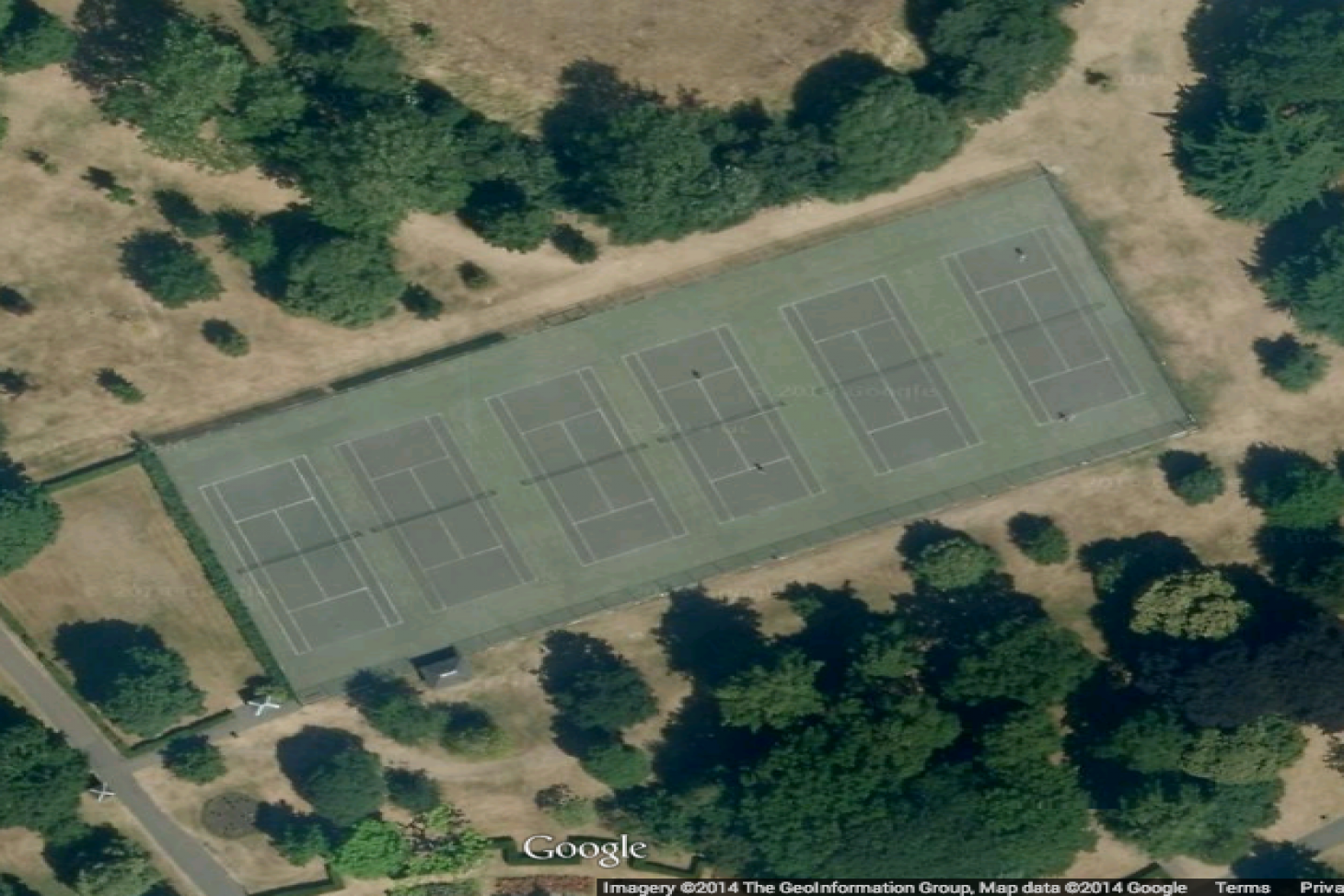 Rangers Courts Outdoor | Hard (macadam) tennis court