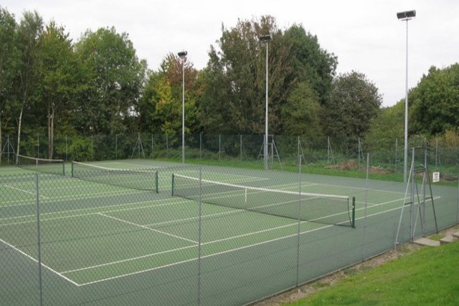 Walthamstow Cricket, Tennis And Squash Club Outdoor   Hard (macadam) tennis court