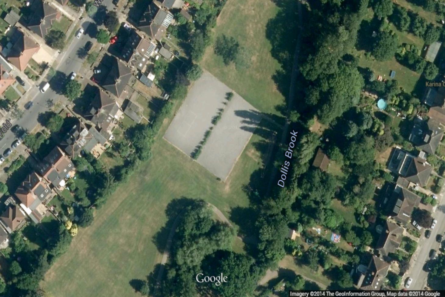Riverside Park North Outdoor | Hard (macadam) tennis court