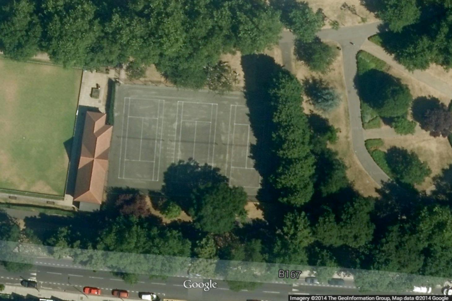 Central Park Outdoor | Hard (macadam) tennis court