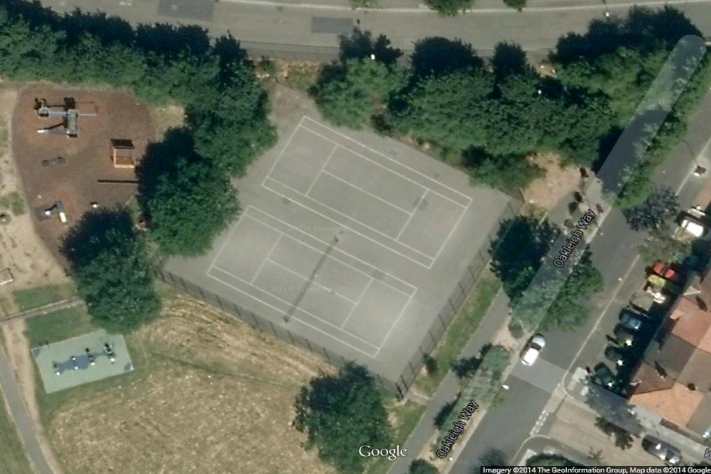 Oakleigh Way Recreation Ground Outdoor | Hard (macadam) tennis court