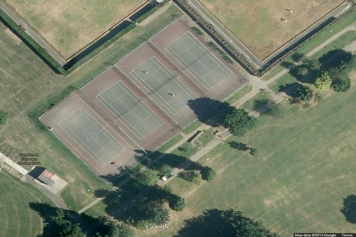 Mill Hill Park Outdoor | Hard (macadam) tennis court