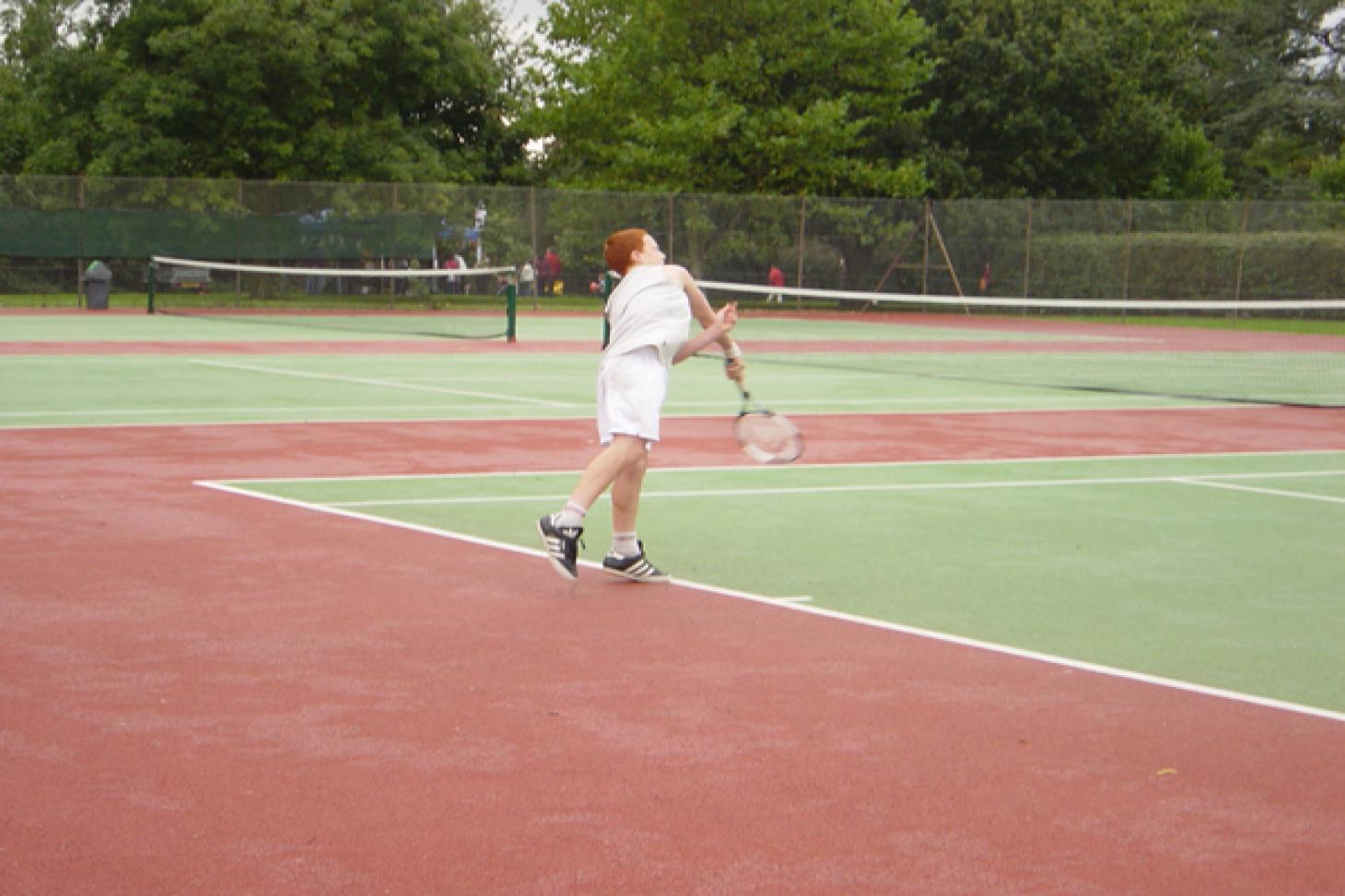 Boston Manor Park Outdoor | Hard (macadam) tennis court