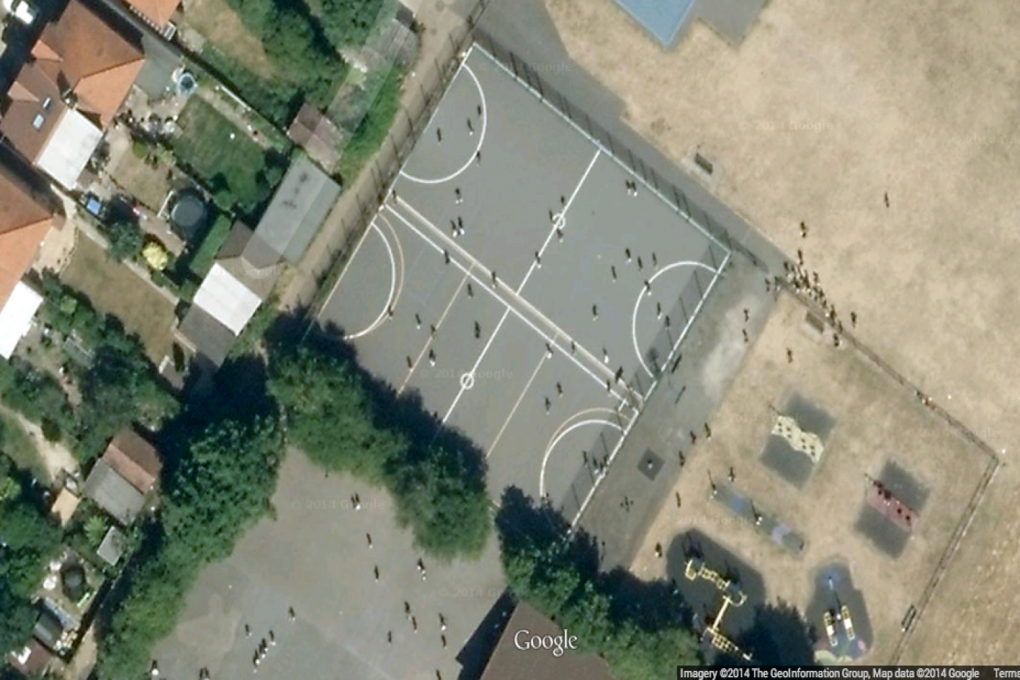Sherwood Recreation Ground Outdoor | Hard (macadam) tennis court