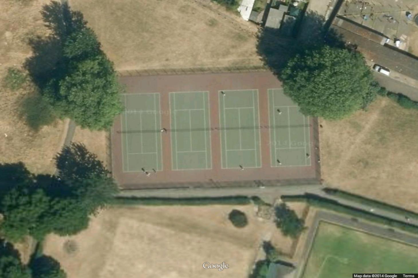 Plumstead Common Outdoor | Hard (macadam) tennis court