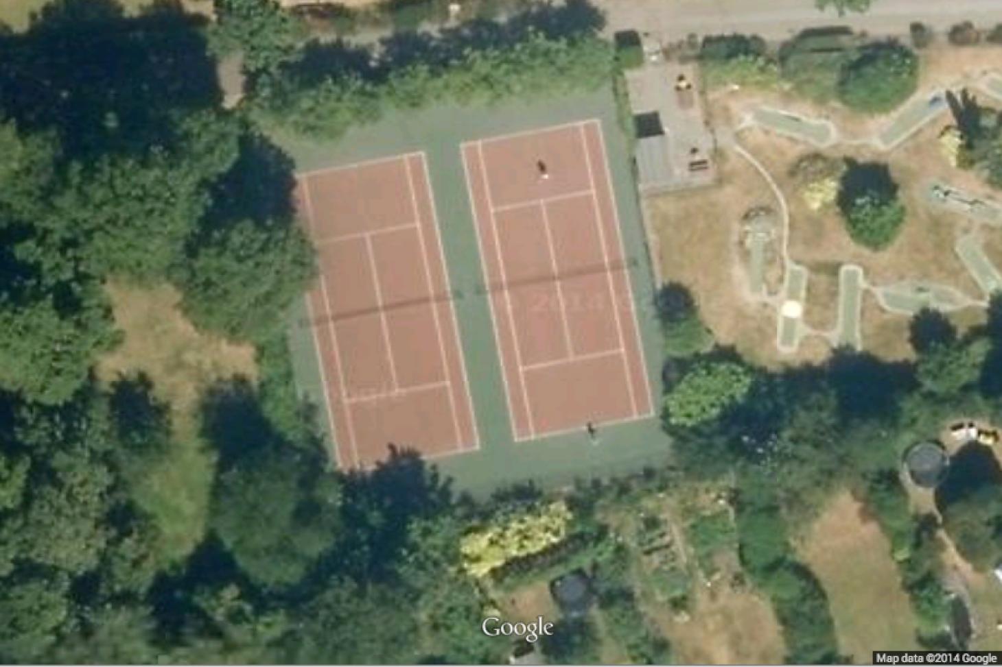 Kelsey Park Outdoor | Hard (macadam) tennis court