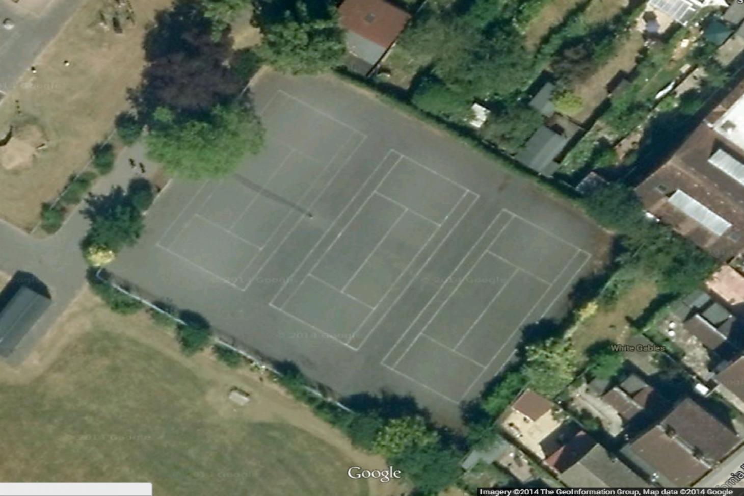 Kingston Road Recreation Ground Outdoor | Hard (macadam) tennis court