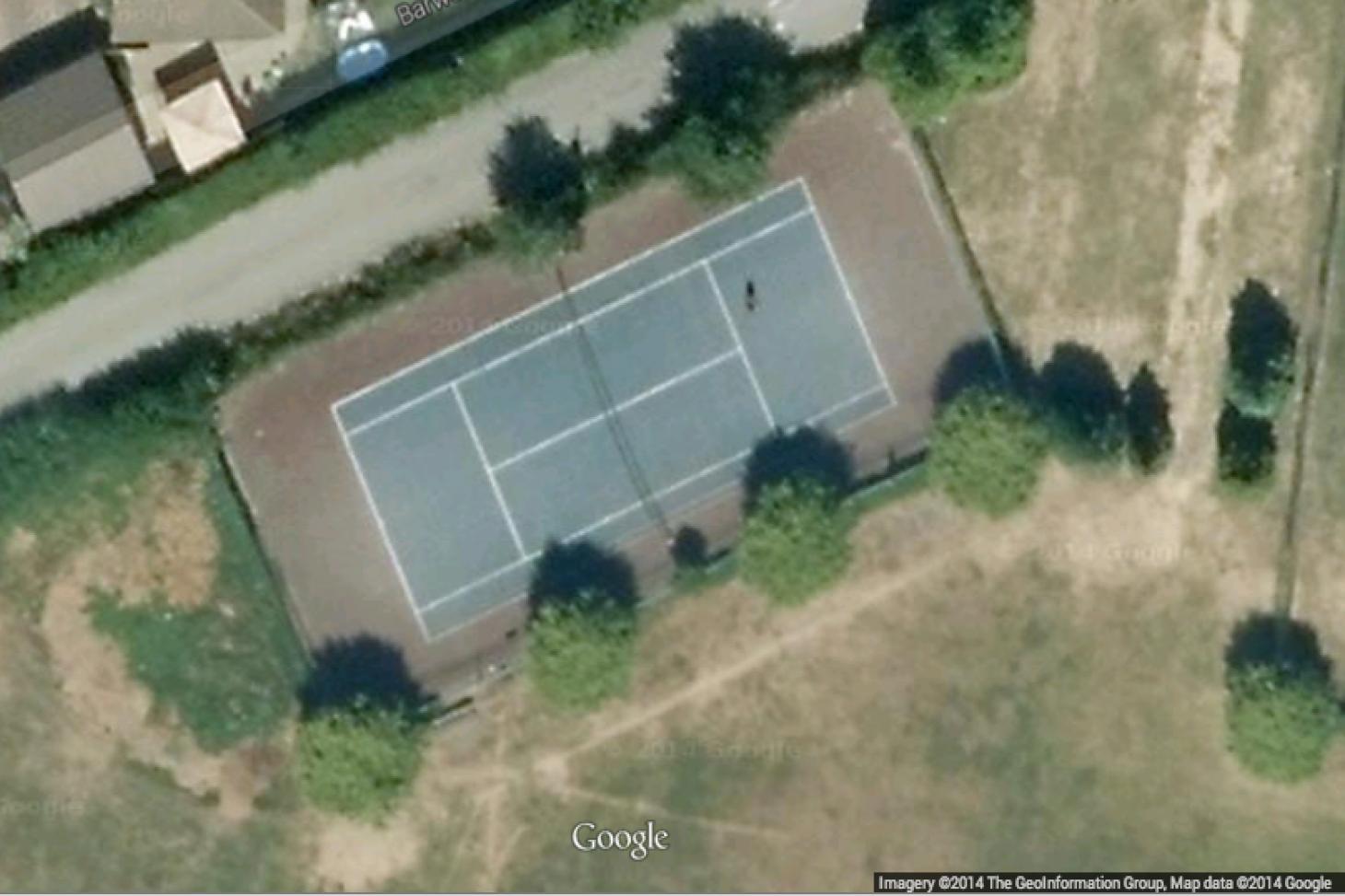 Sir Francis Barker Recreation Ground Outdoor | Grass tennis court