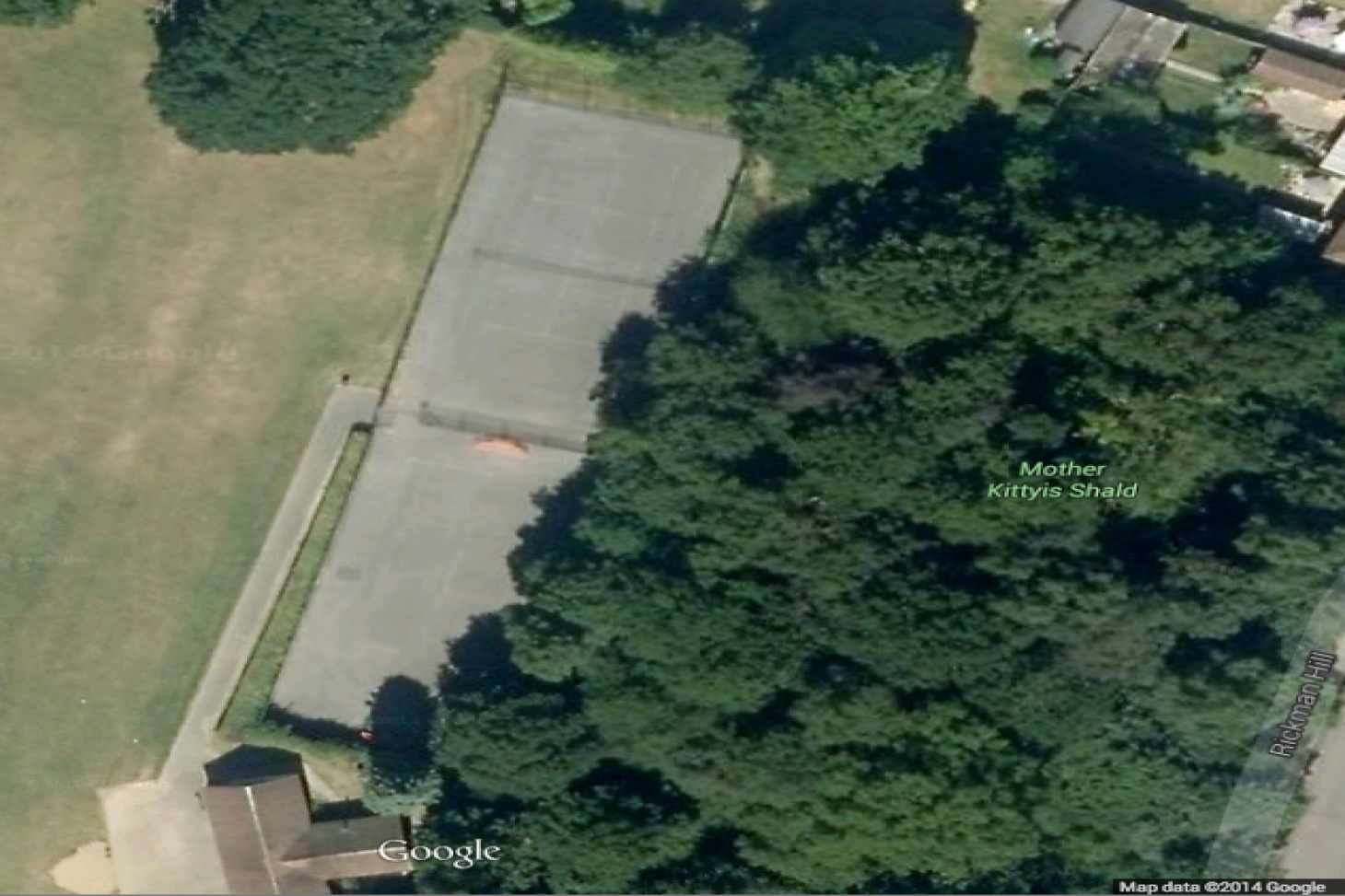 Rickman Hill Park Outdoor | Hard (macadam) tennis court