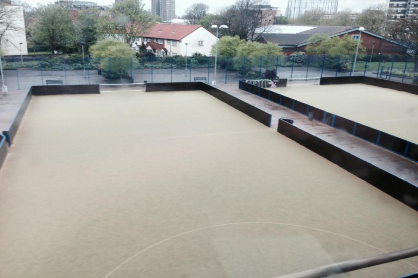 Brimmington Park 5 a side | Astroturf football pitch