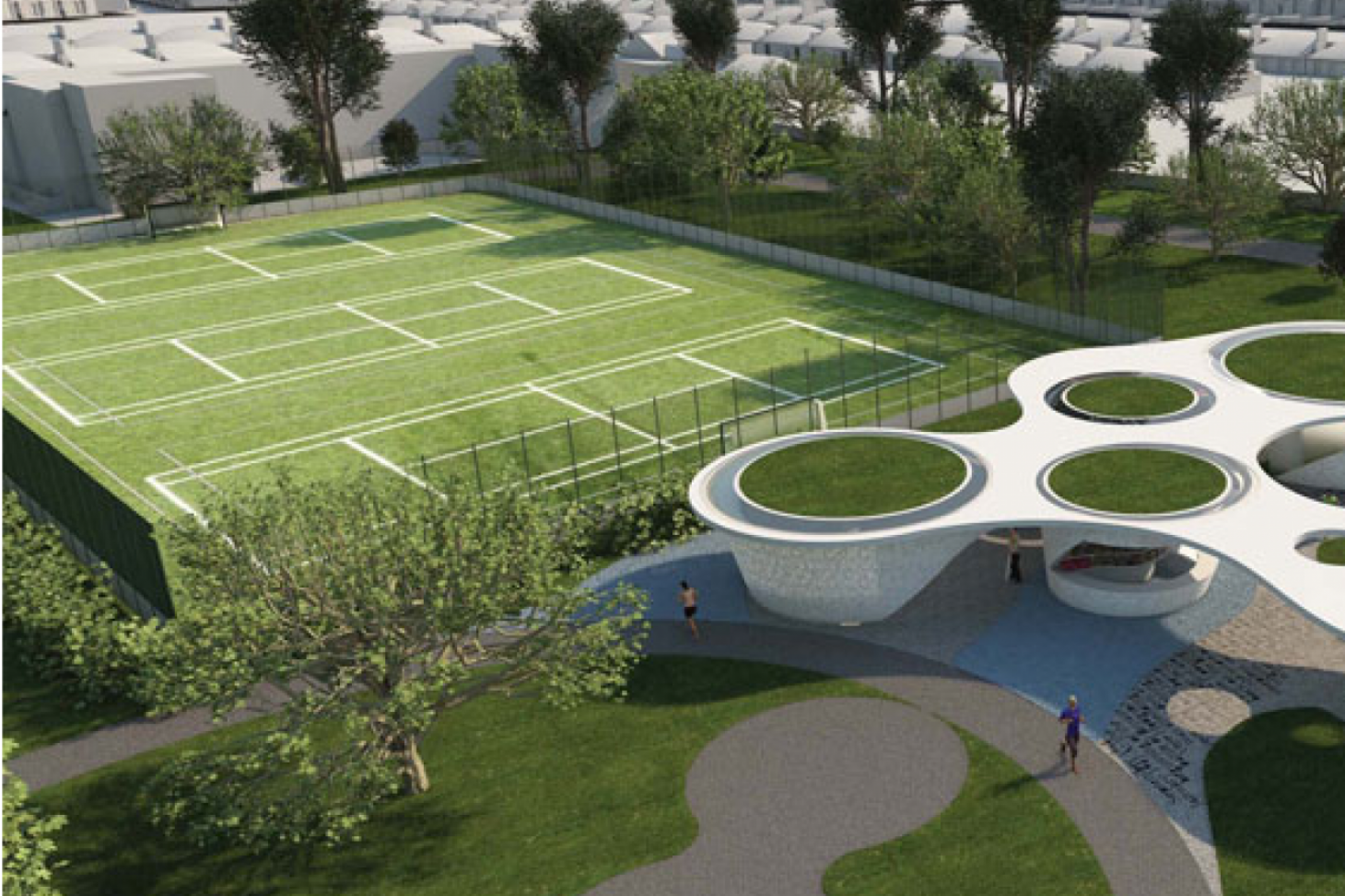 Avondale Park 5 a side | 3G Astroturf football pitch