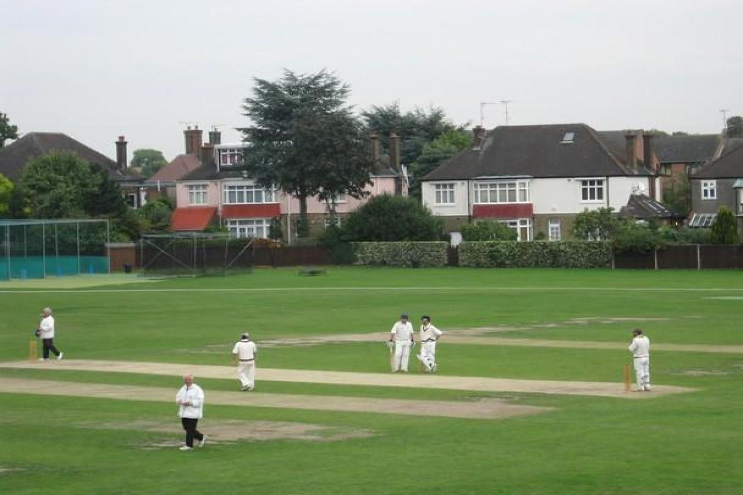 Ealing Cricket Club Full size   Grass cricket facilities