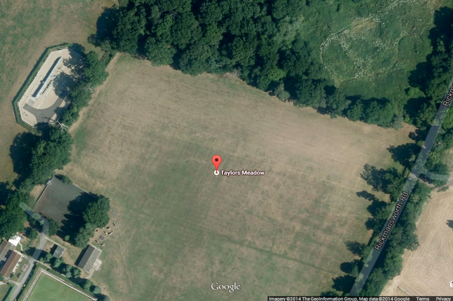 Taylors Meadow Full size   Grass cricket facilities