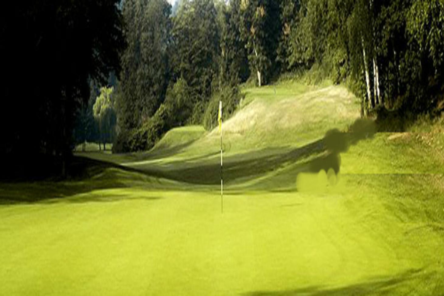 Sundridge Park Golf Club 18 hole golf course