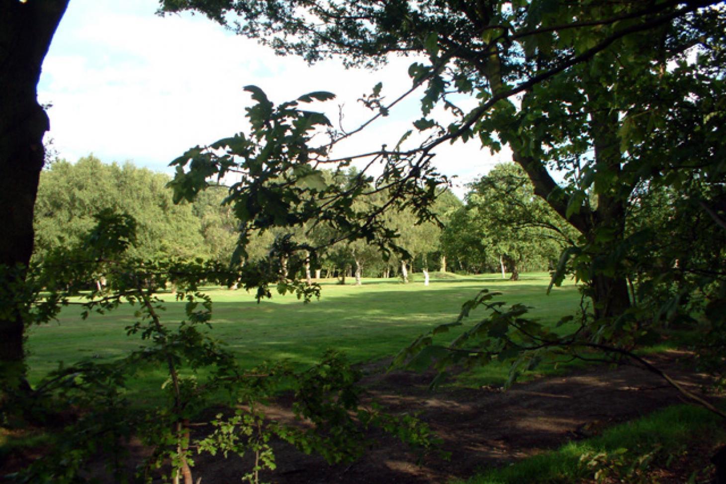 Langley Park Golf Club 18 hole golf course