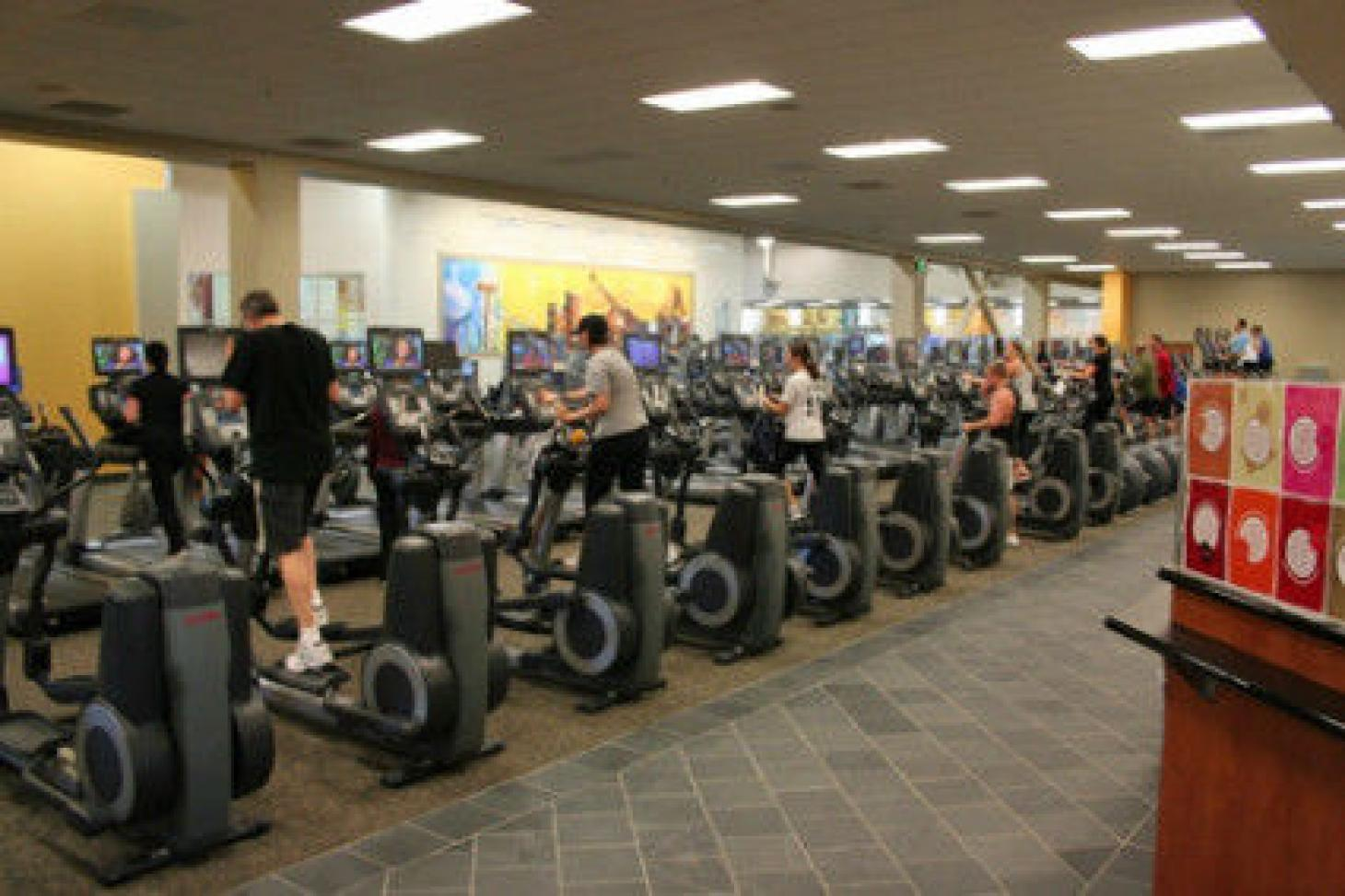 LA Fitness Highgate Gym gym