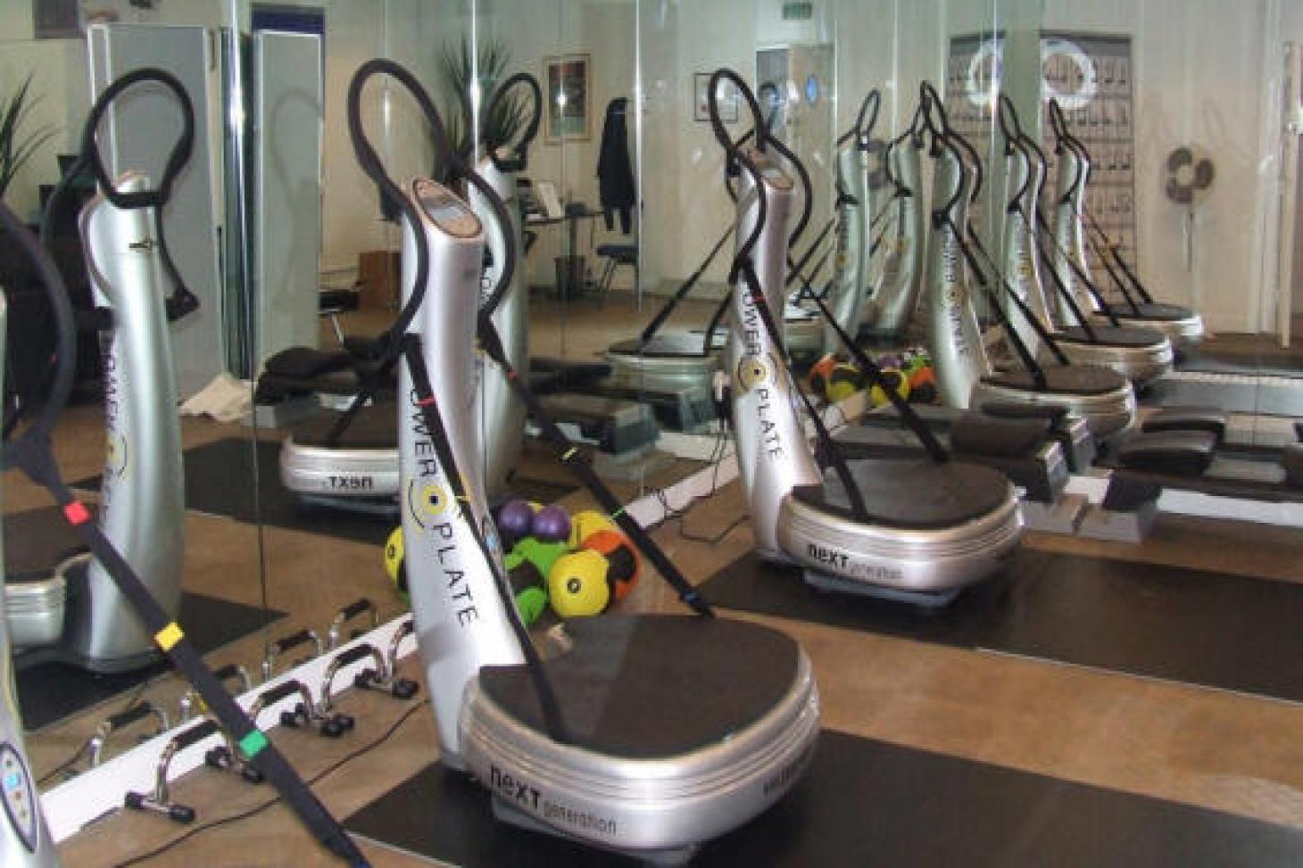 Fit Rooms Fulham Gym gym