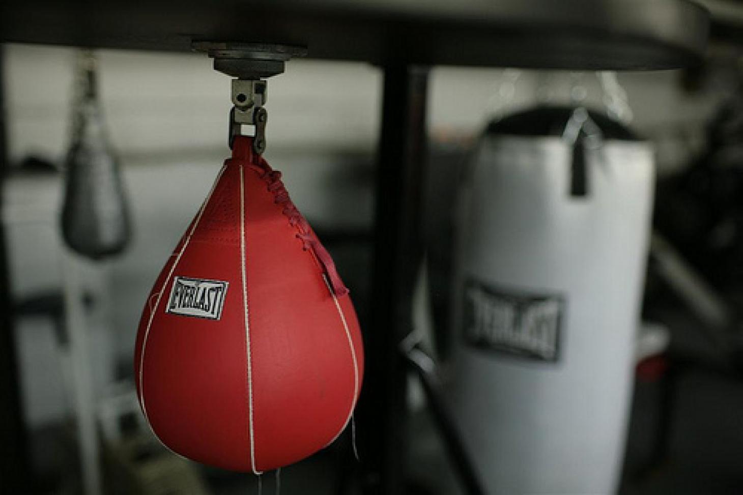 Edmonton Eagles Amateur Boxing Club Gym gym