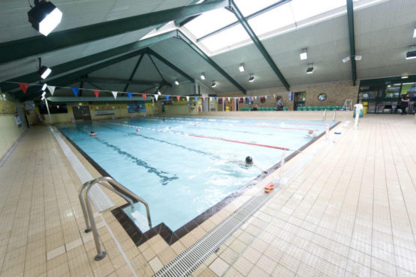 Highbury Pool and Gym Indoor swimming pool