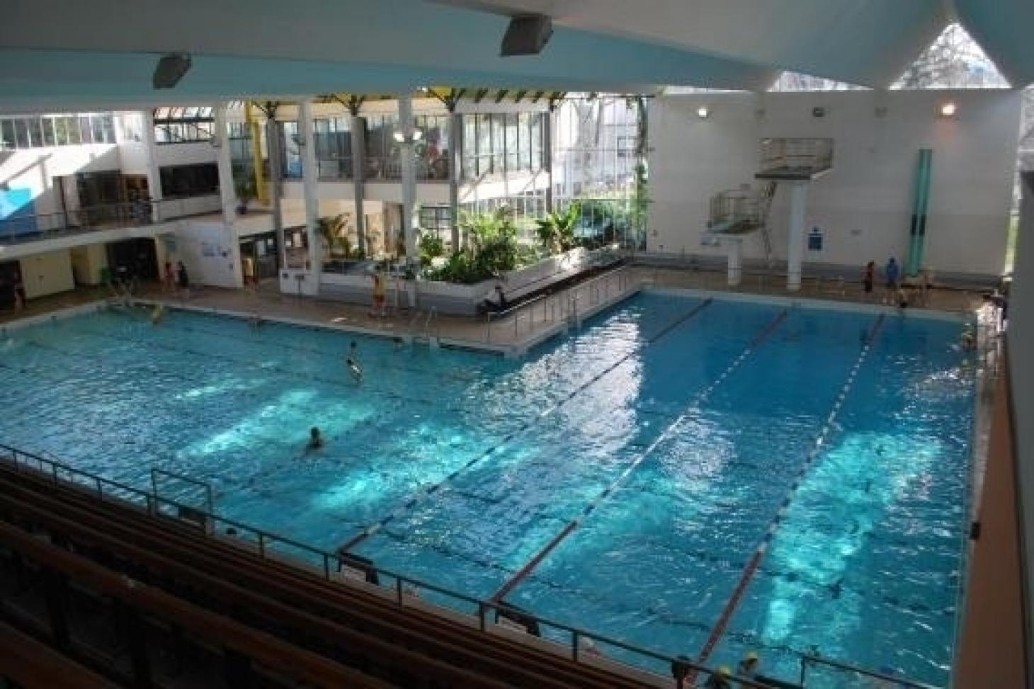 Putney Leisure Centre Indoor swimming pool