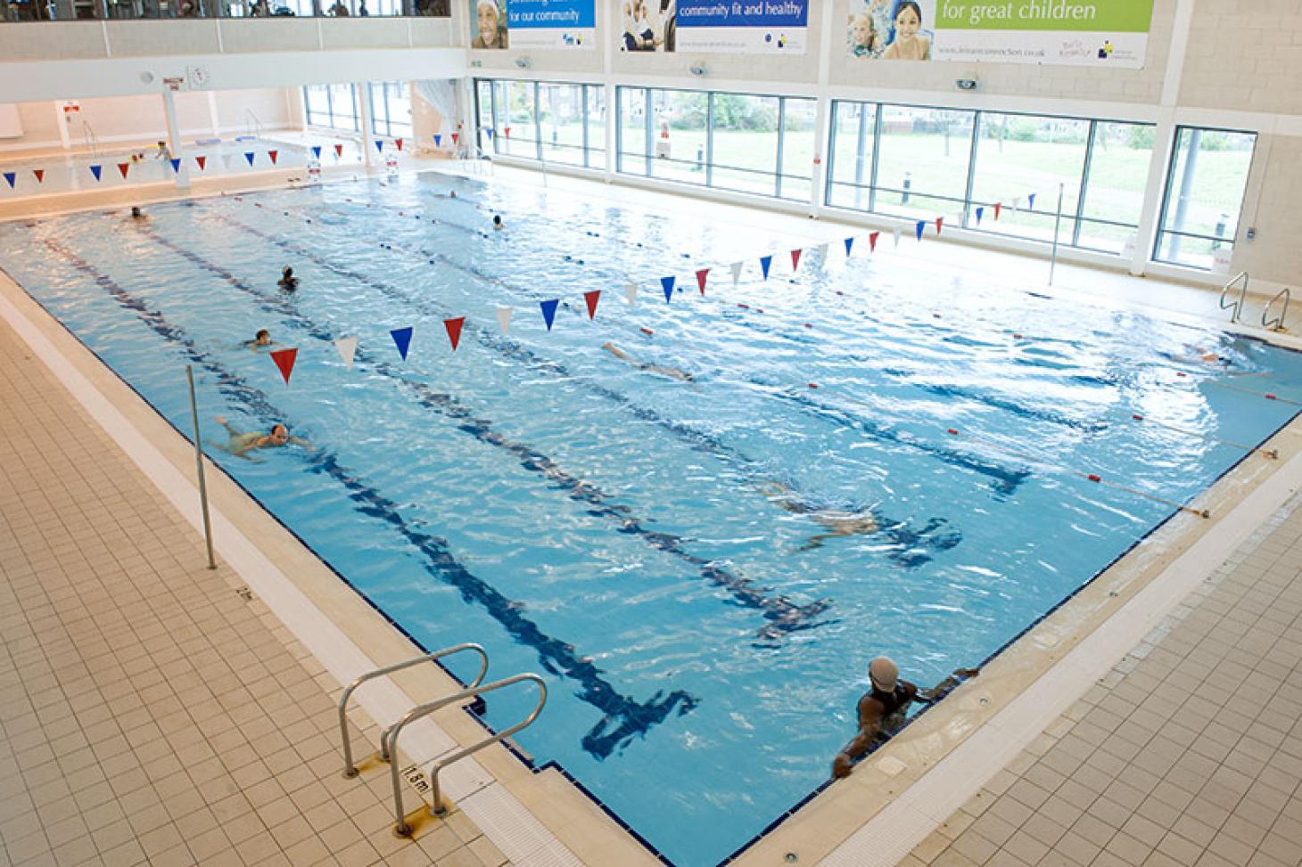 Downham Health & Leisure Centre Indoor swimming pool