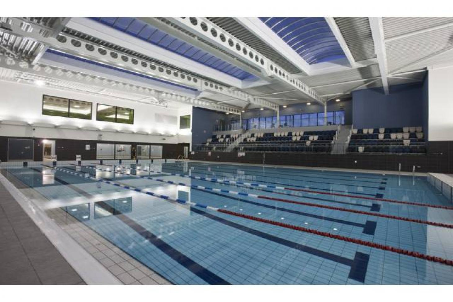 Northolt Leisure Centre Indoor swimming pool