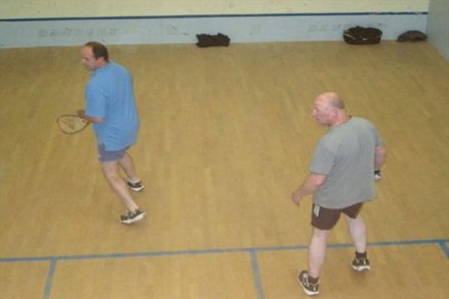 Edmonton Sports And Social Club Indoor | Hard squash court