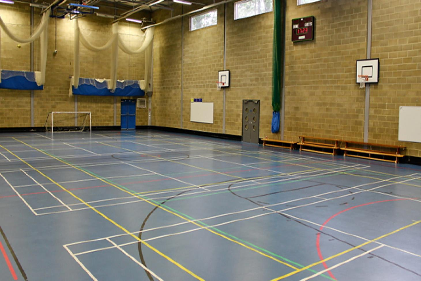 Harris Academy Purley 5 a side | Indoor football pitch