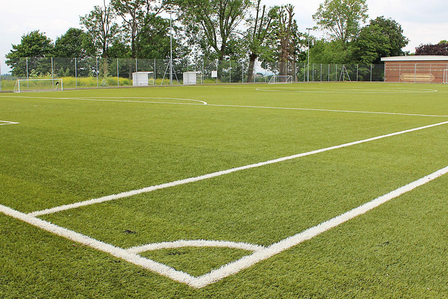 Harris Academy Purley 11 a side | 3G Astroturf football pitch