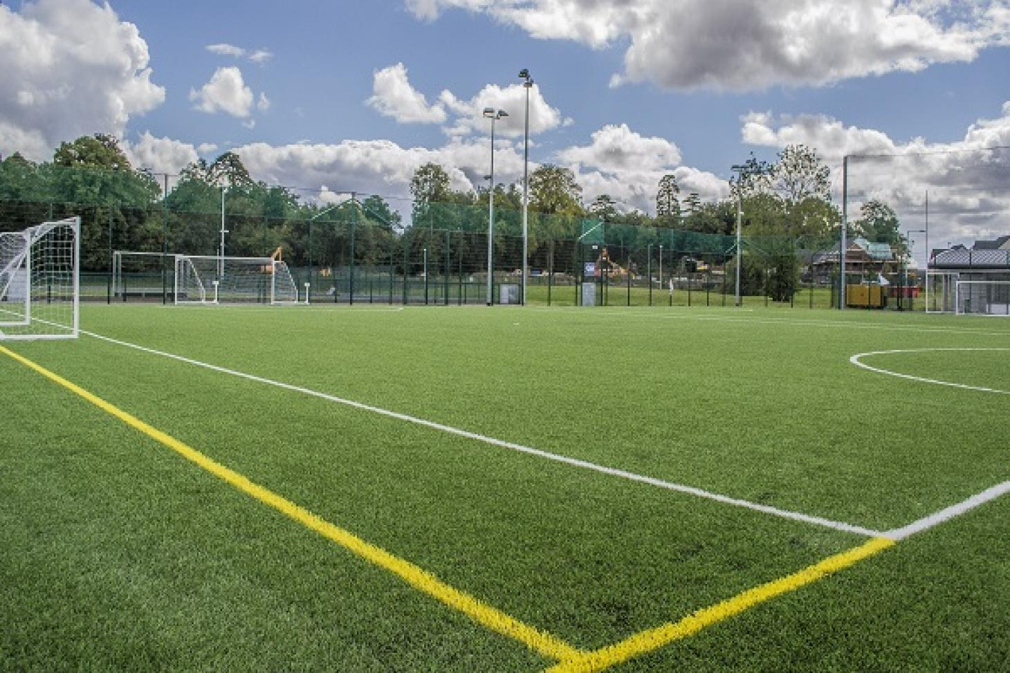 National Sports Campus 11 a side | 3G Astroturf football pitch