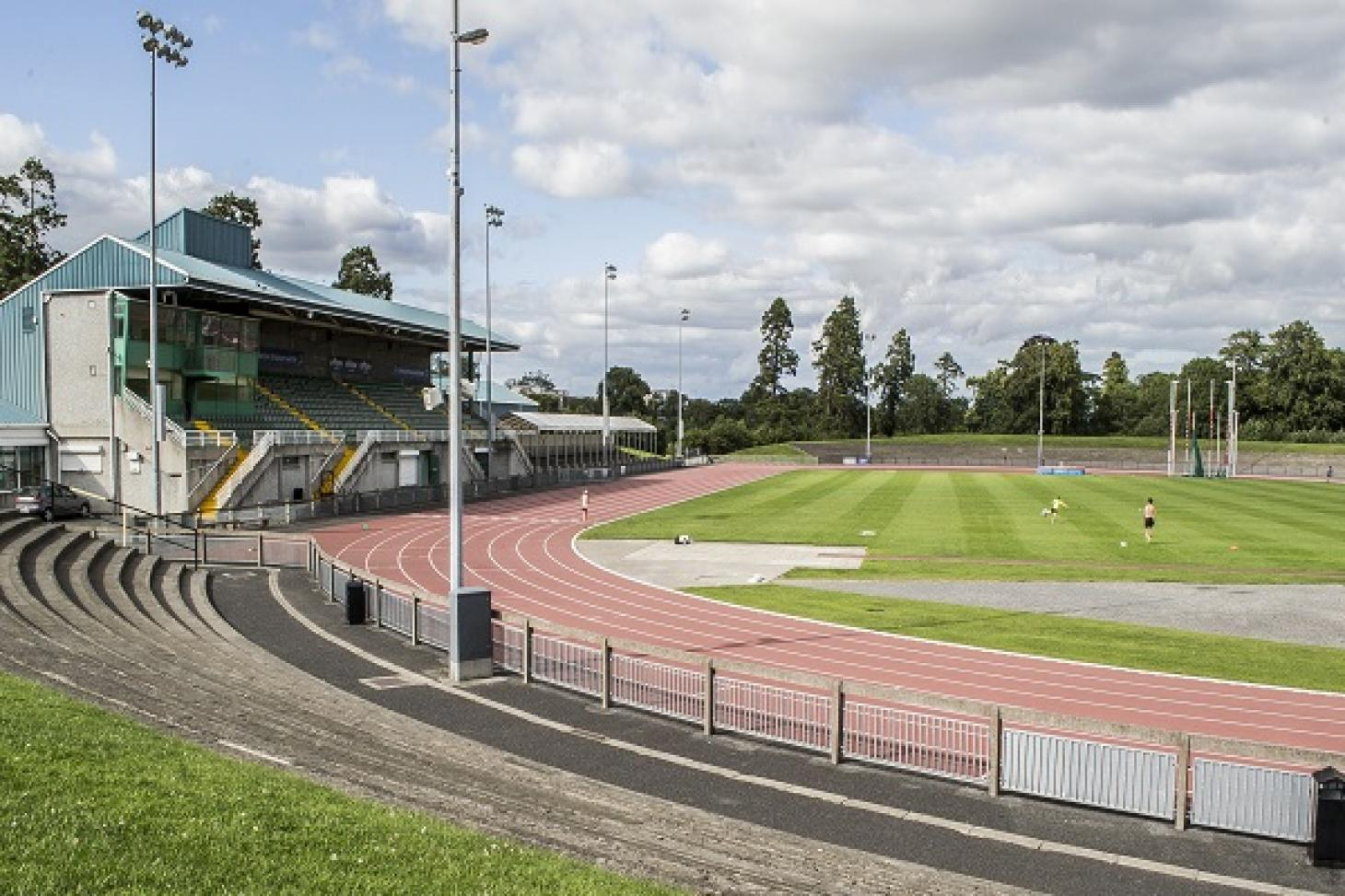 Morton Stadium, Santry Outdoor | Artificial athletics track