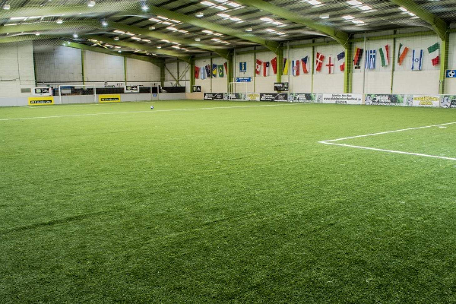 Dublin Indoor Football Union | 3G Astroturf rugby pitch