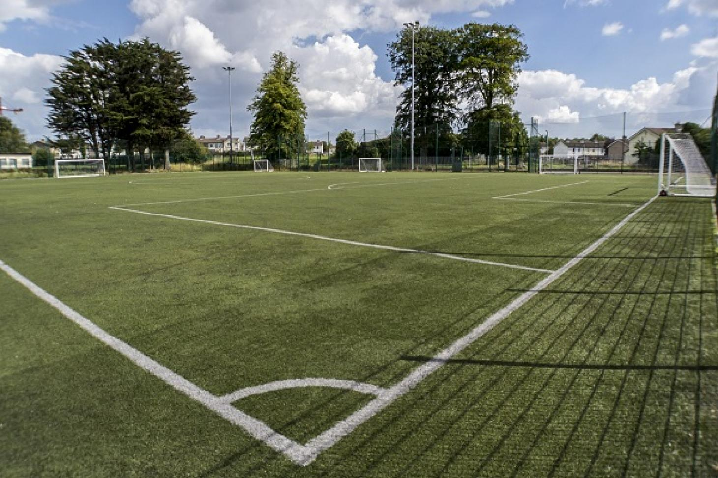 Corduff Sports Centre 11 a side | 3G Astroturf football pitch