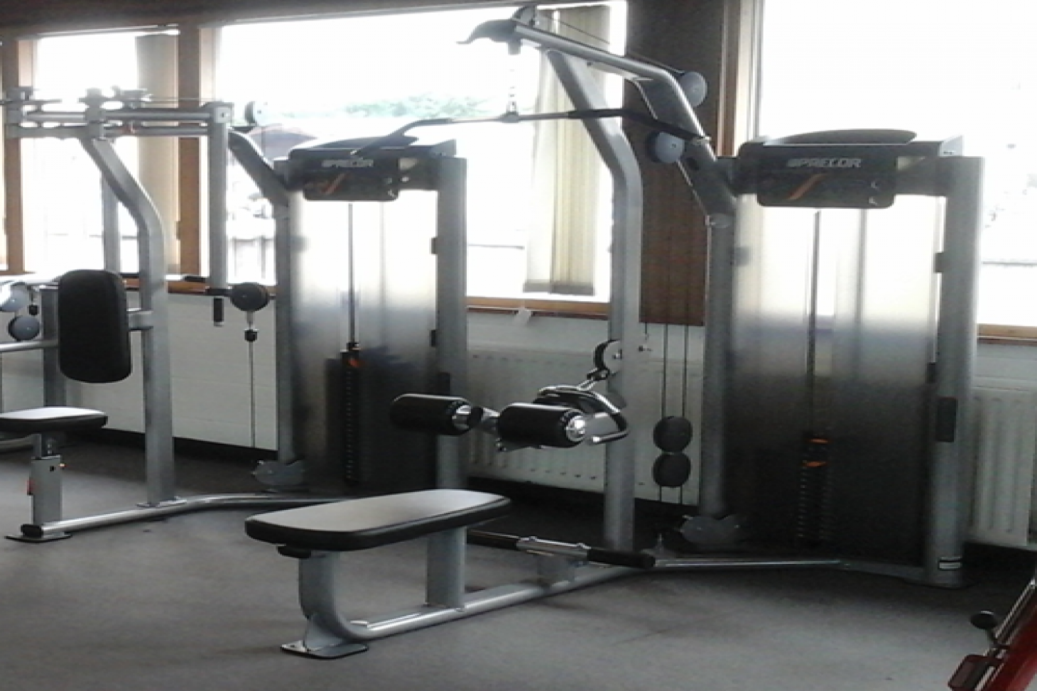 St Catherine's Sports Centre Indoor gym