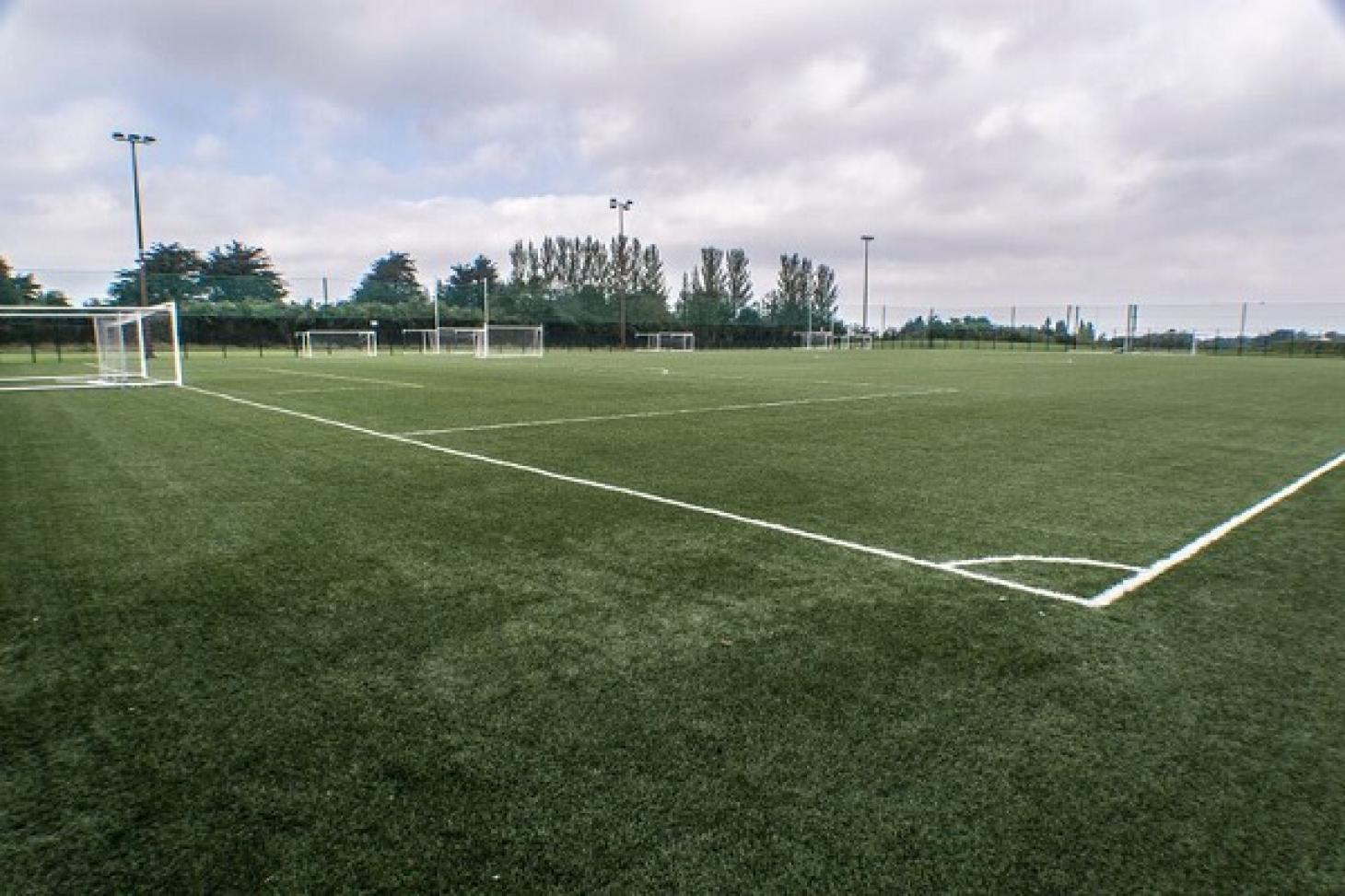 dlr Marlay 11 a side | Astroturf football pitch