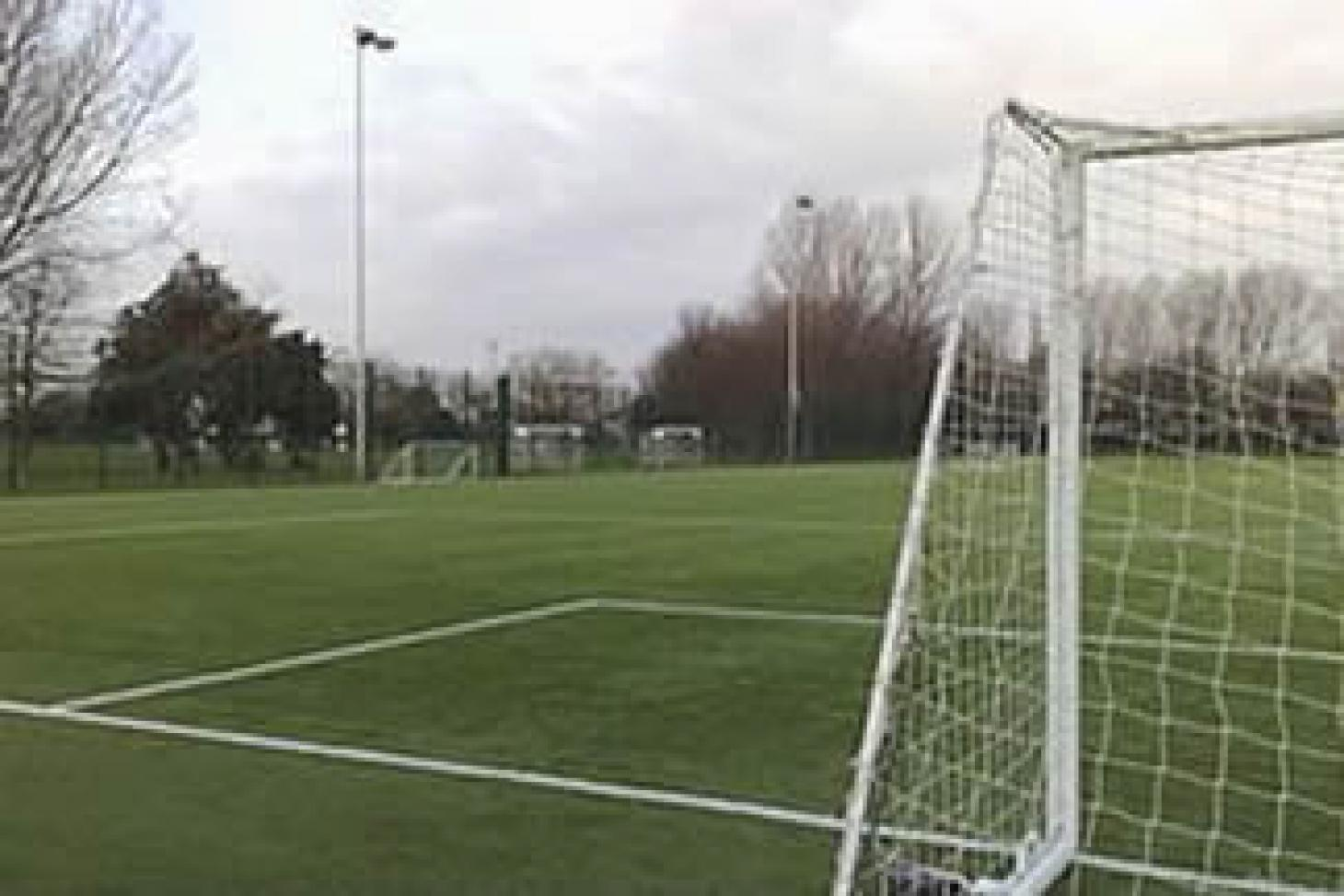 Irishtown Stadium 11 a side | Astroturf football pitch