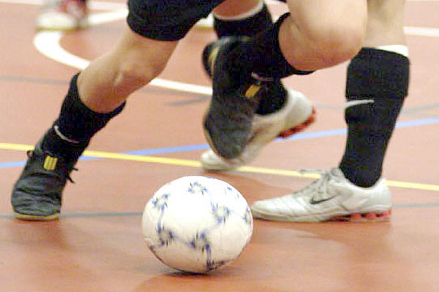Terenure College Indoor netball court