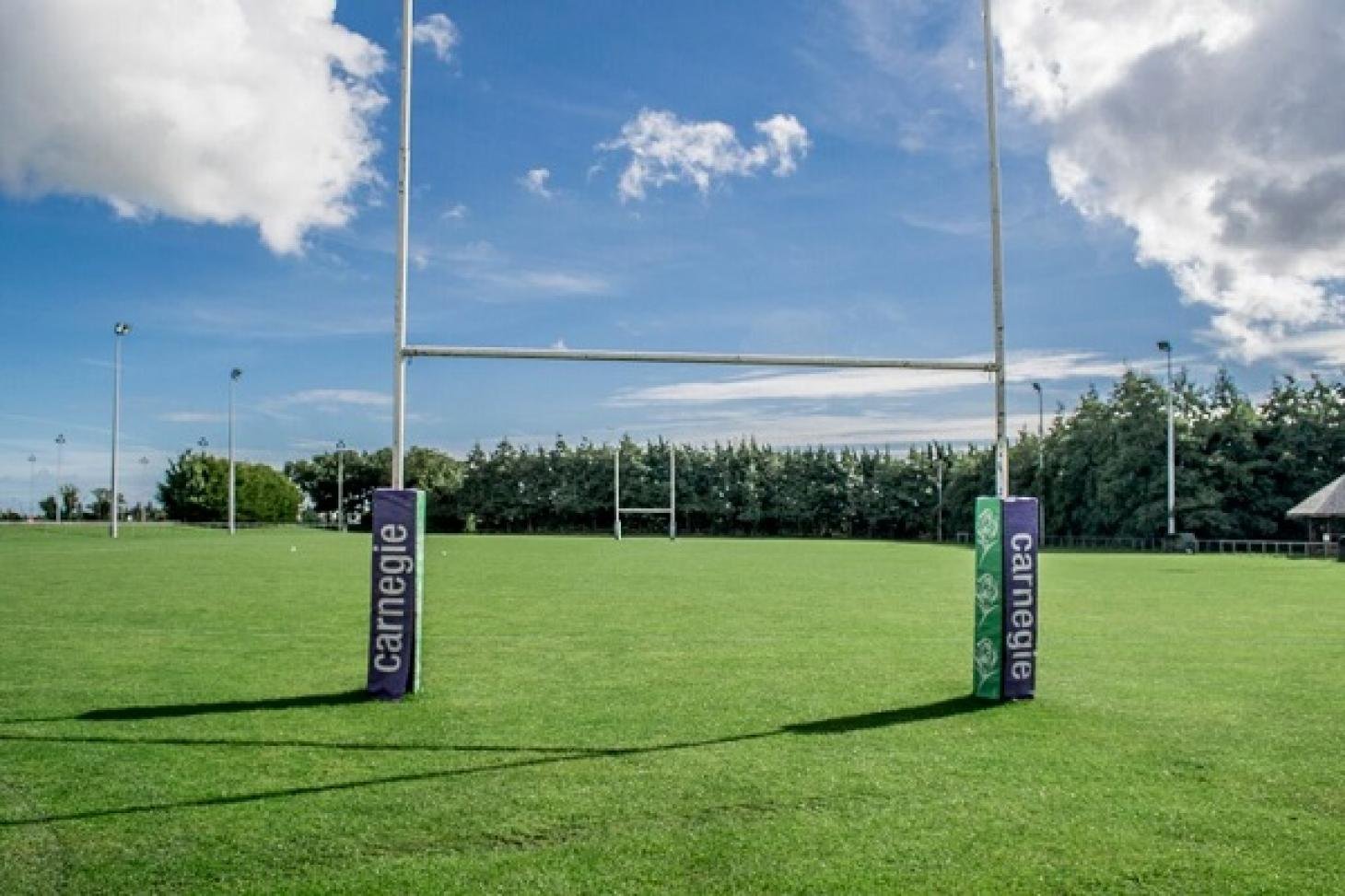ALSAA Union | Grass rugby pitch