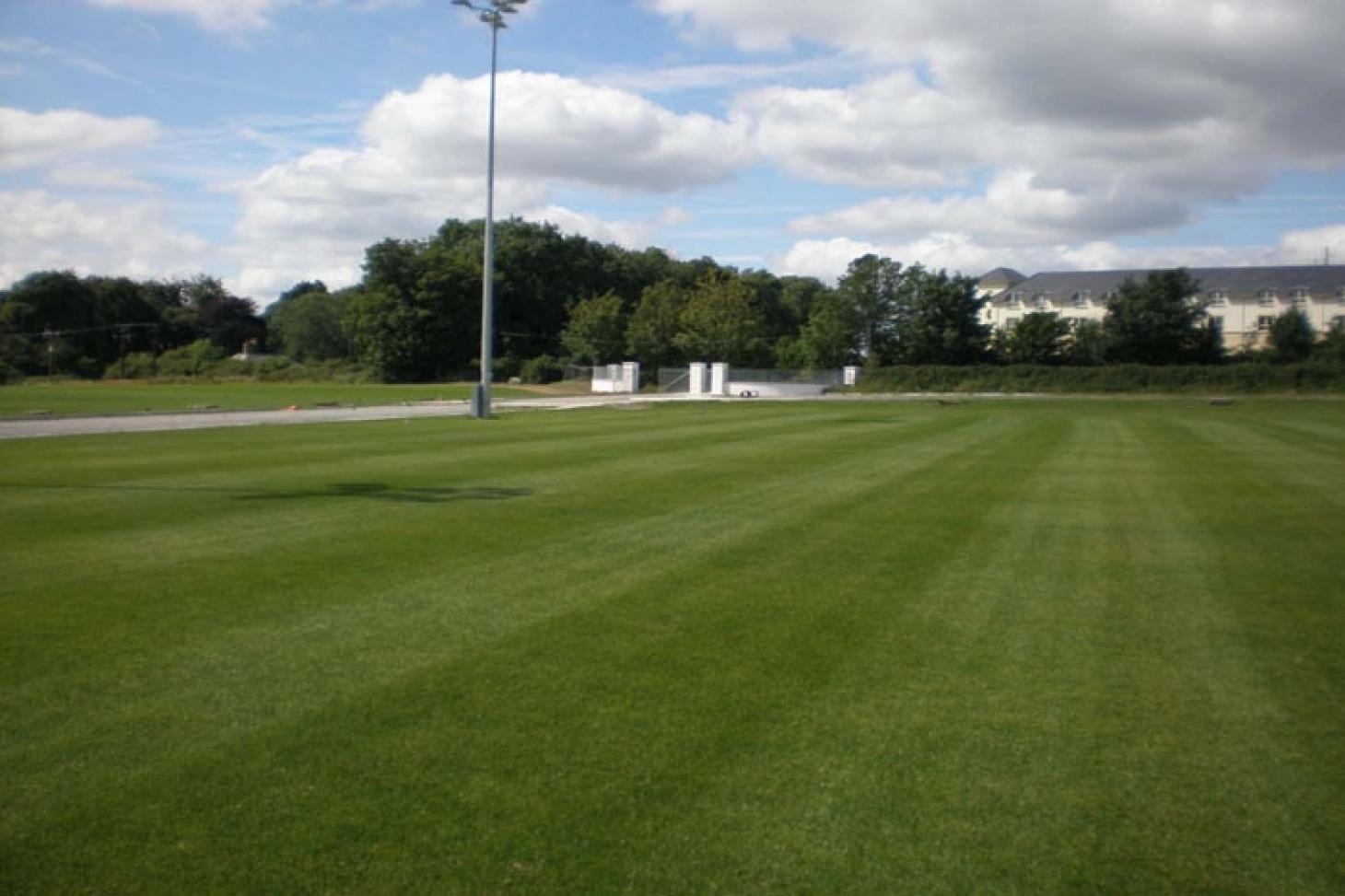 Castleknock GAA Club Full size   Grass gaa pitch
