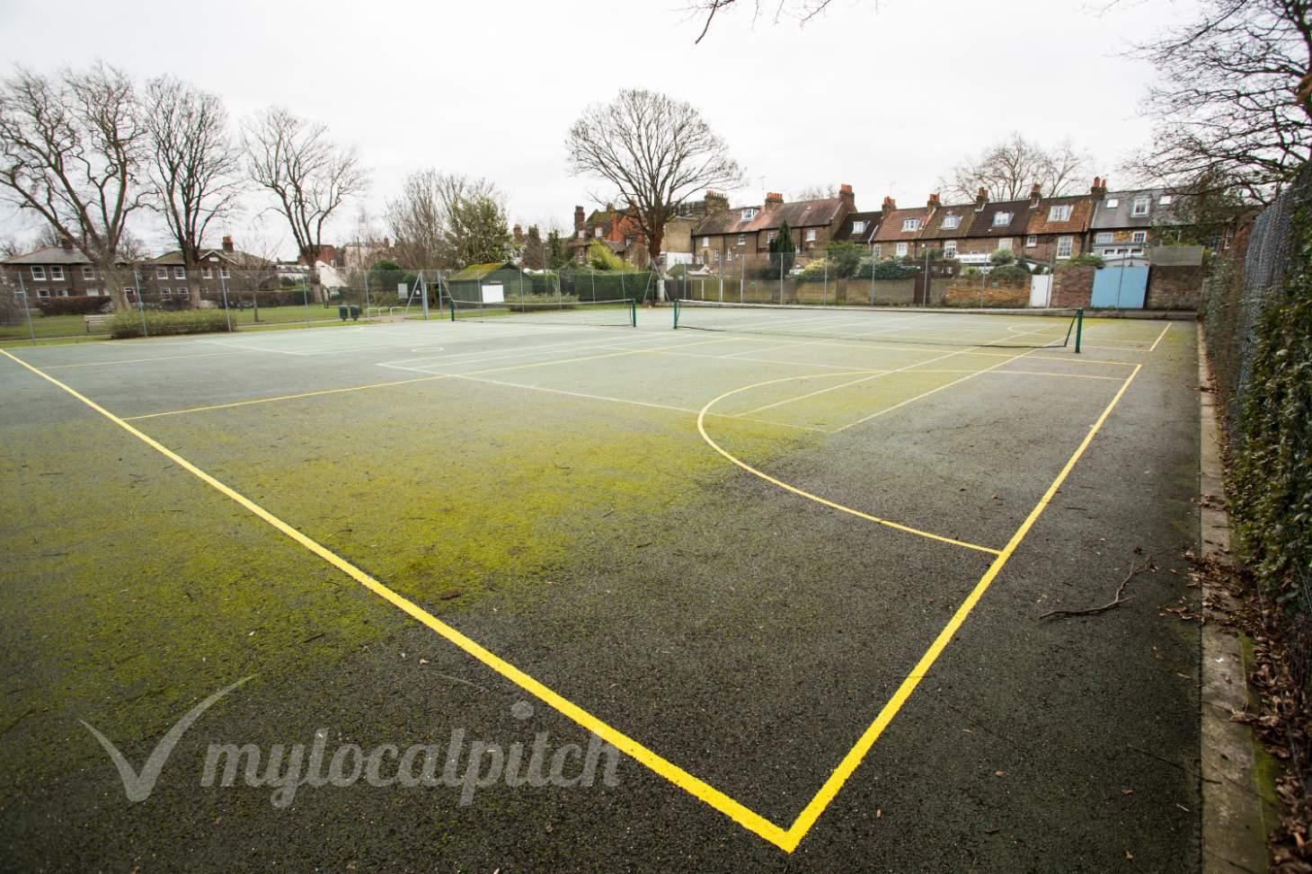 Westerley Ware Outdoor   Hard (macadam) netball court