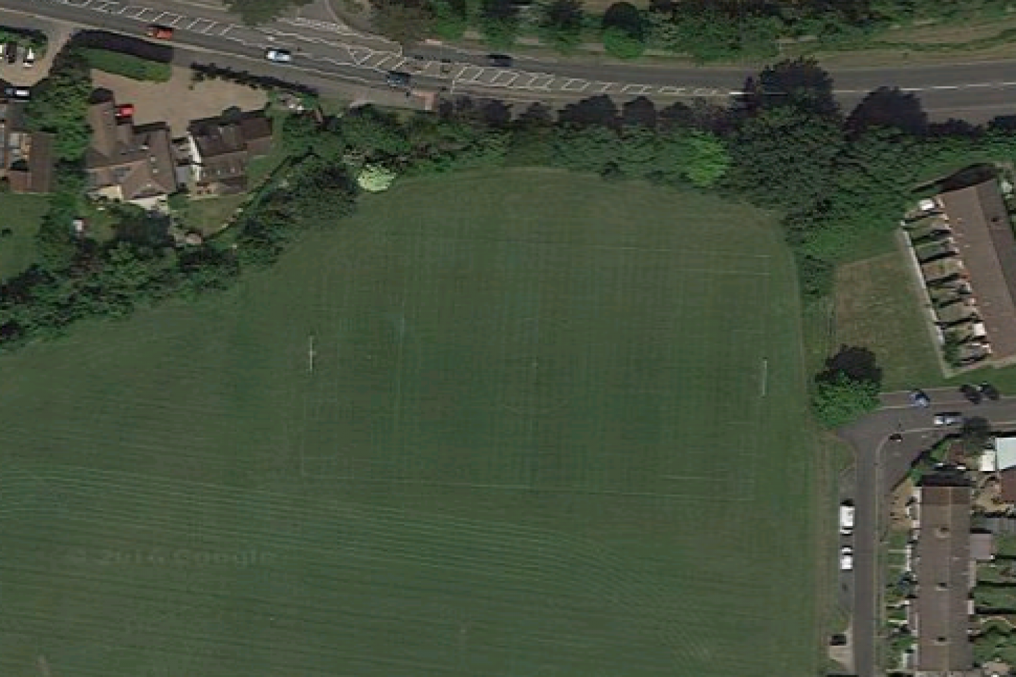 Altwood Church of England School Union | Grass rugby pitch