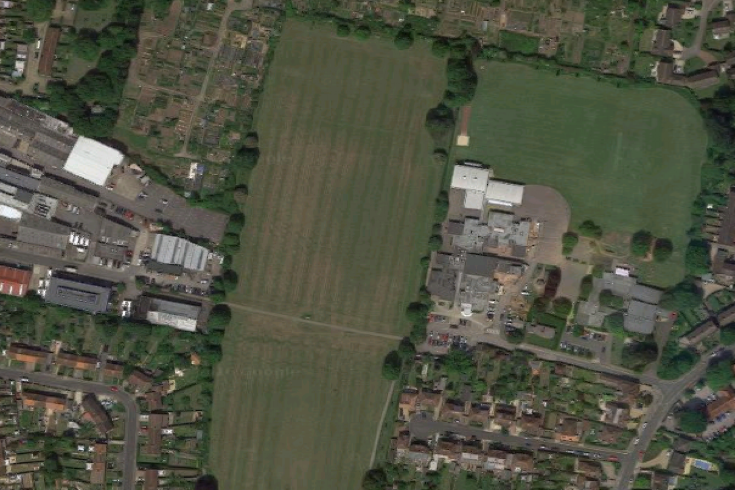 Clewer Recreation Ground 11 a side | Grass football pitch