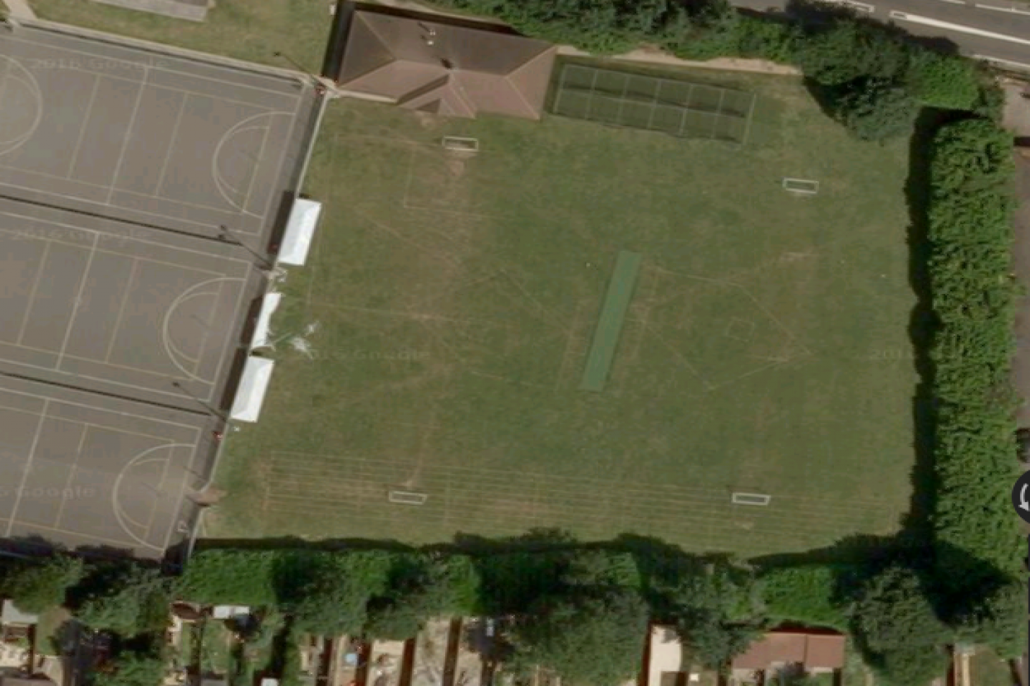 Dallow Primary School 11 a side | Grass football pitch