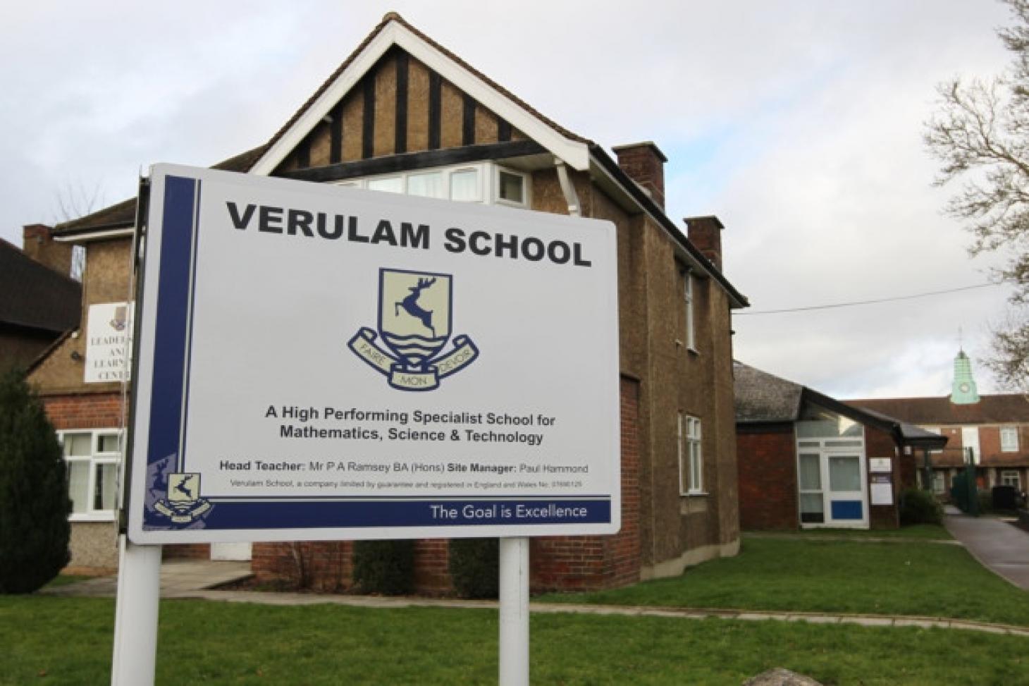 Verulam School Full size | Grass cricket facilities