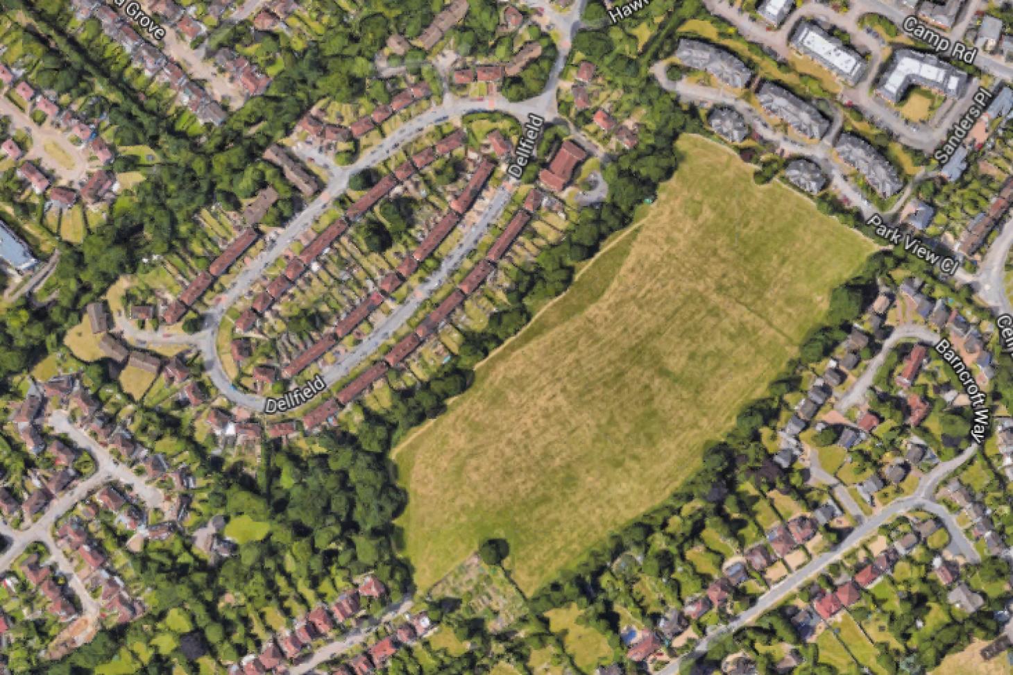Cunningham Open Space 11 a side | Grass football pitch