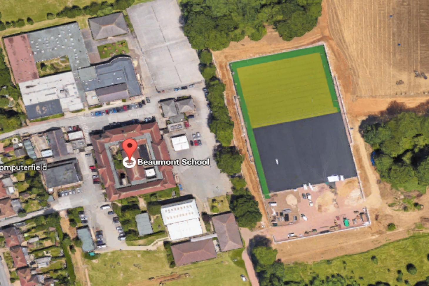 Beaumont School Outdoor | Hard (macadam) netball court