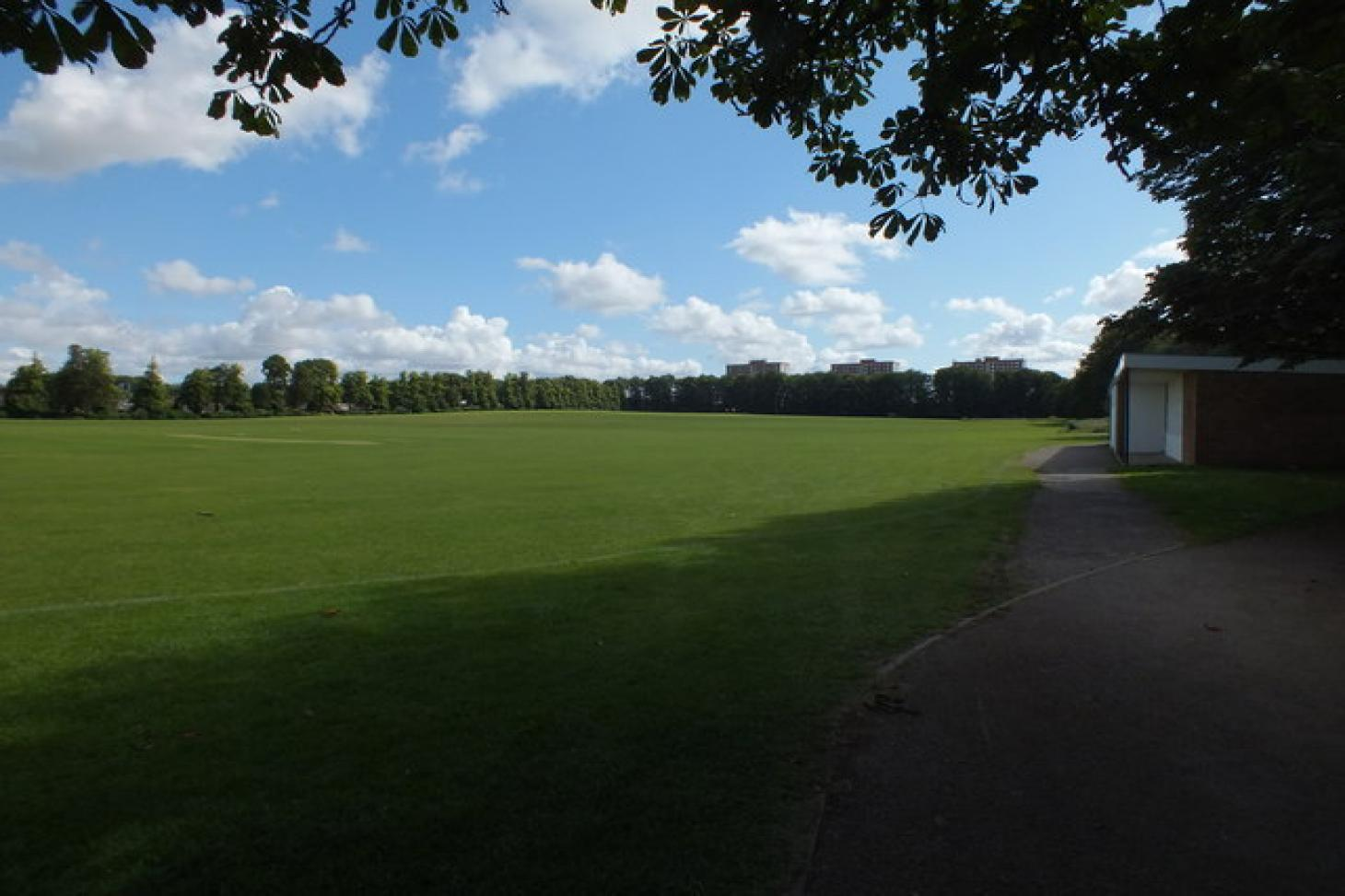 Leagrave Park Full size | Grass cricket facilities